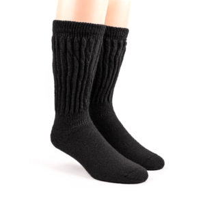 Alpaca diabetic socks