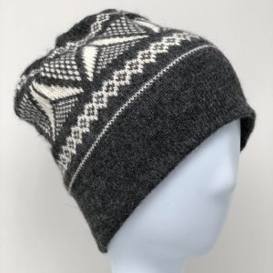 Reversible Alaska Alpaca Hat