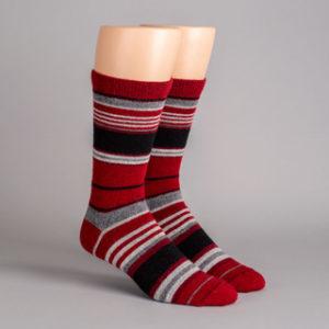 Alpaca dressy socks