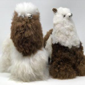 Alpaca fluffy 33 cm
