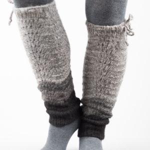 Hand made alpaca leggings
