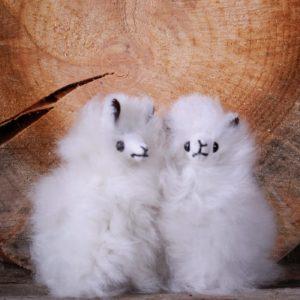 Alpaca fluffy 13 cm