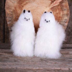 Alpaca fluffy 22 cm