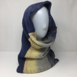 One of a kind cowl 2 in 1